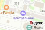 Схема проезда до компании Студия идеального маникюра Аллы Катышевой в Железногорске