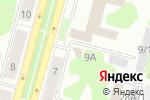 Схема проезда до компании Суши Бургер Пицца Тут в Железногорске