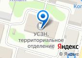Управление социальной защиты населения Администрации г. Железногорска на карте