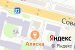 Схема проезда до компании МастерОк в Железногорске