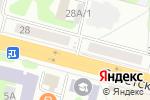Схема проезда до компании Розпечать в Железногорске