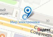 МИР ЭЛЕКТРОНИКИ на карте