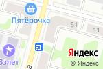 Схема проезда до компании Мировые судьи г. Железногорска в Железногорске