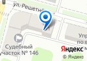 Городская информационная сеть на карте