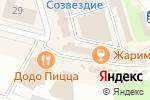Схема проезда до компании БытСервис в Железногорске