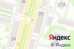 Схема проезда до компании Бонус в Железногорске