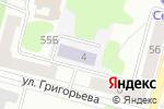 Схема проезда до компании Рябинушка в Железногорске