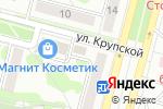 Схема проезда до компании Восточный в Железногорске