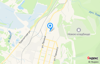 Местоположение на карте пункта техосмотра по адресу Красноярский край, г Железногорск, ул Ленина, зд 71В