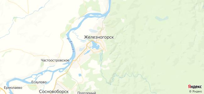 12 автобус в Железногорске