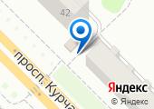 ИП Моисеев О.П. на карте