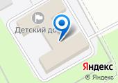 Железногорский детский дом на карте