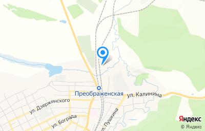 Местоположение на карте пункта техосмотра по адресу Красноярский край, Краснотуранский р-н, д Уяр, ул Щетинкина, д 49