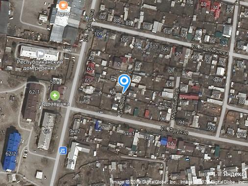Продам дом, 71 м², 6 соток, Кызыл, Мирный переулок