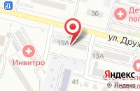 Схема проезда до компании Black everest в Подольске
