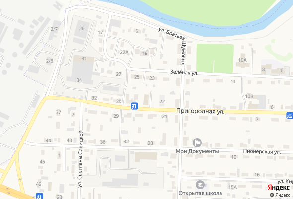 продажа квартир по ул. Пригородная, 24