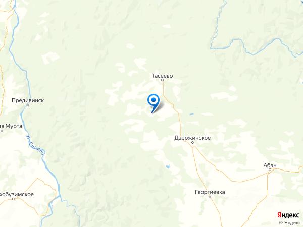 деревня Бурмакино на карте