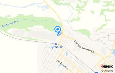 Местоположение на карте пункта техосмотра по адресу Красноярский край, г Иланский, ул 50 лет Краснохлеборобовской коммуны, д 6Б