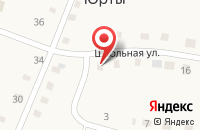 Схема проезда до компании Весна плюс в Ивановке