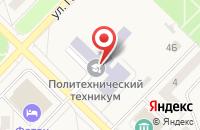 Схема проезда до компании Муниципальное Унитарное Автотранспортное Предприятие Кежемского Района в Кодинске