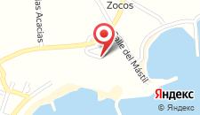 Отель Meliá Salinas - Adults Recommended на карте