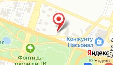Отель Ero's Apart Hotel на карте