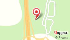 Отель Sandefjord Motor Hotel на карте