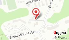 Отель Emma Gjestehus на карте