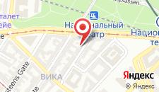 Апартаменты Frogner House Apartments - Arbins gate 3 на карте