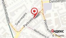 Апарт-отель The Apartments Company - Parkveien на карте
