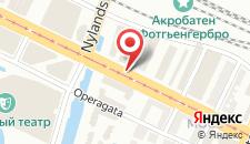 Апартаменты Opera Apartments на карте