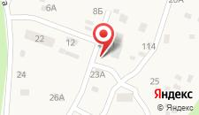 Гостевой дом Лазаревых на карте