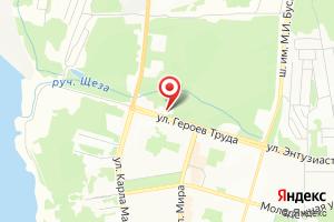 Адрес Специализированная Служба по Отдельным Видам Услуг на карте