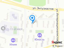 1-комн, Энтузиастов ул, д.13
