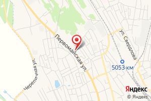 Адрес Насосная станция № 4 на карте