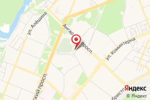 Адрес Филиал Огуэп Облкомуннэнерго Ангарские электрические сети на карте
