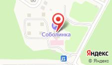 Коттеджный комплекс Русь на карте