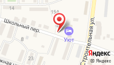 Отель Inn Yut+ на карте