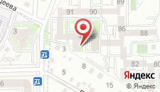 Мини-отель Саяны на Первомайском на карте