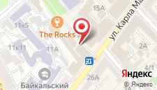 Отель SAYEN на карте