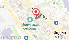 Гостиница Купеческий Дворъ на карте