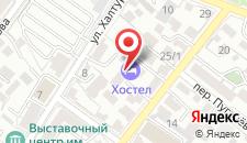 Хостел Иркутск на Желябова на карте