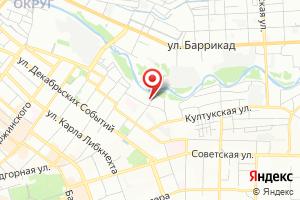 Адрес Технологии газоснабжения на карте