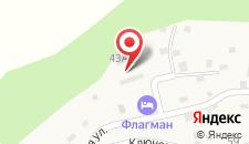Отель Никола на карте