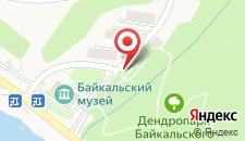 Загородный отель Байкал на карте