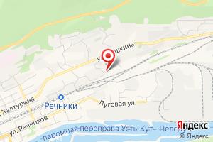 Адрес Канализационная насосная станция № 7 на карте