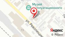 Гостиница Улан-Удэ на карте
