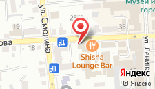 Мини-гостиница Village на карте