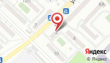 Отель Гостиница GOBI на карте