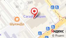 Гостиница Галас на карте